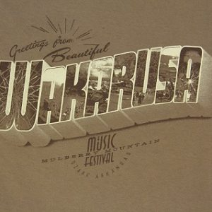 Greetings From Wakarusa design