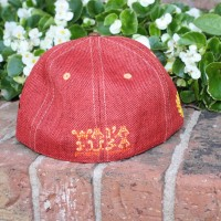2012 Fitted Flat Bill Hat