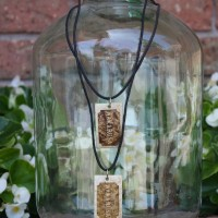 Rustic Rope Necklaces