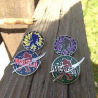 Wakarusa Hat Pin's